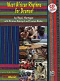 West African Rhythms for Drumset (Manhattan Music Publications)