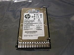 HP ISS 652564-B21 300GB 6G SAS 10K RPM SFF Gen8 Hardrive