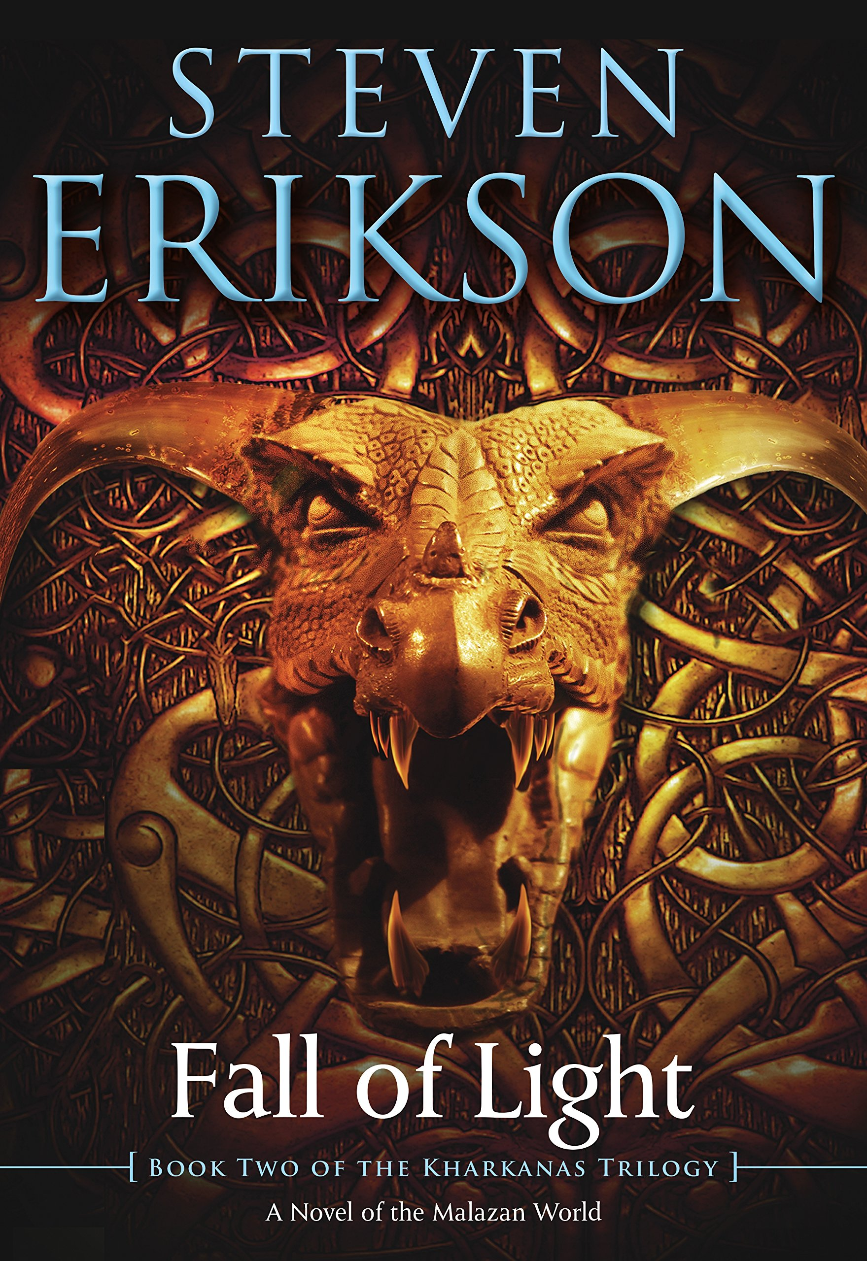 novels of the malazan empire