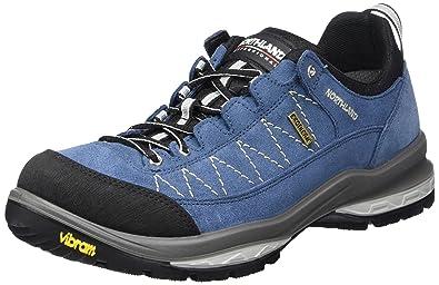 Northland Professional Sölden LC, Chaussures de Trekking et Randonn&Eacutee  Homme, Bleu-Blau (