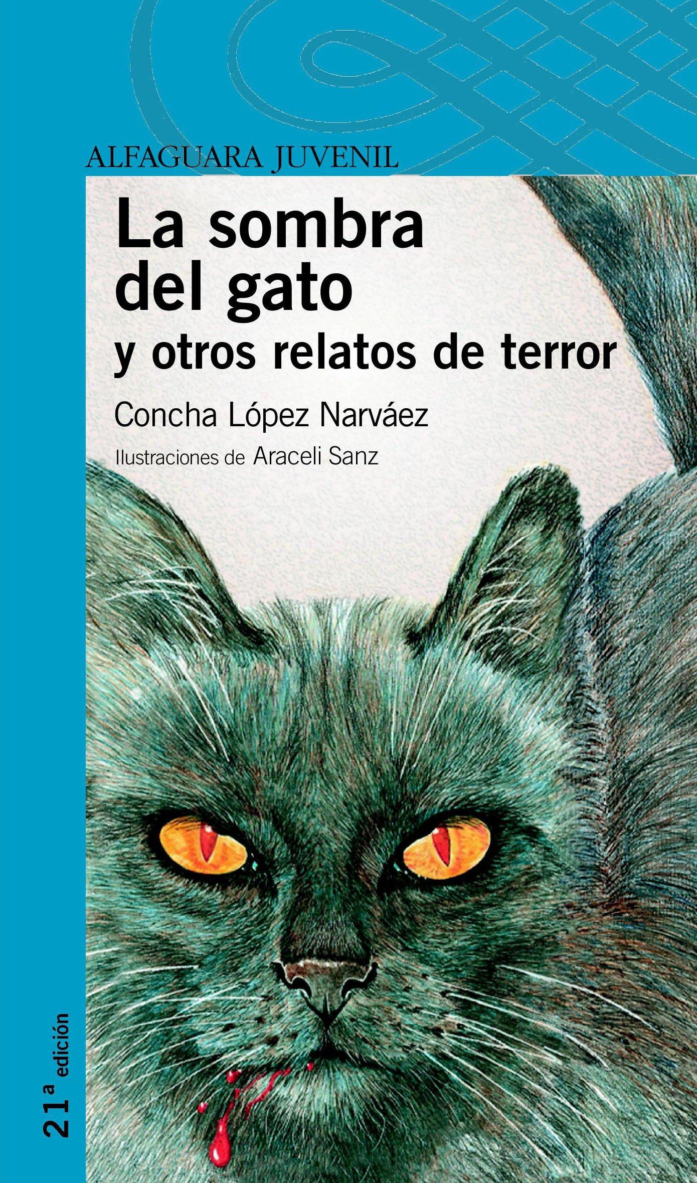 La sombra del gato y otros relatos de terror (Spanish) Paperback – 2002