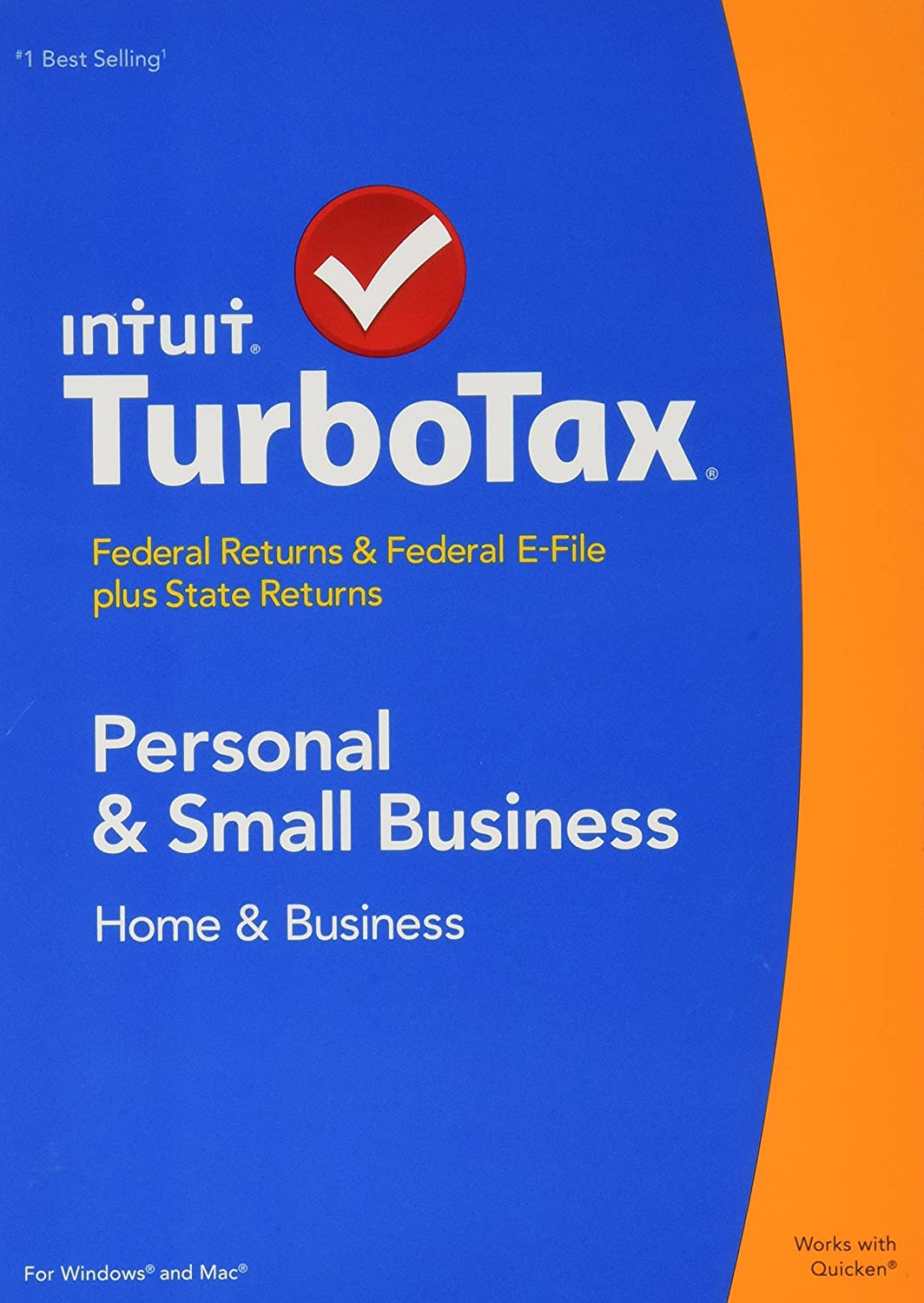 Amazon.com: TurboTax 2014 Home and Business Federal + State + ...