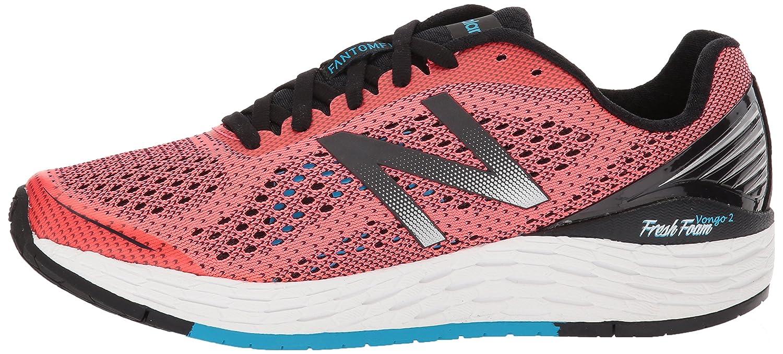 New Balance Women's B(M) Vongo V2 Running Shoe B06XSCBWZX 7 B(M) Women's US|Vivid Coral/Black 6465ba