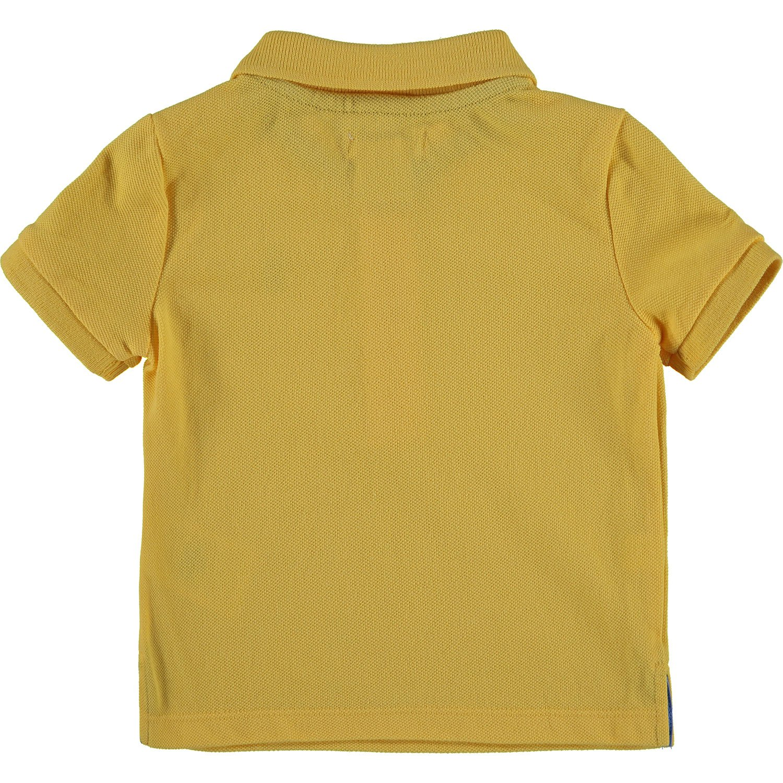 Bañador para bebé Ralph Lauren amarillo brillante Polo para hombre ...