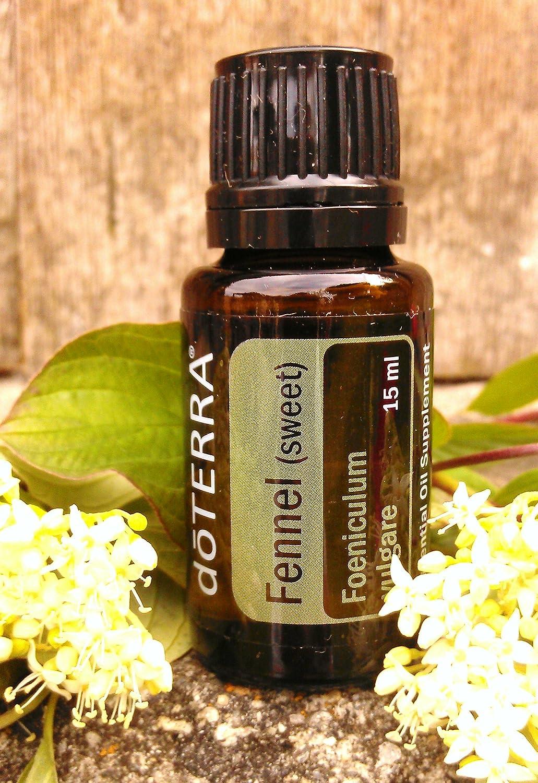 doTERRA Fennel Essential Oil 15 ml