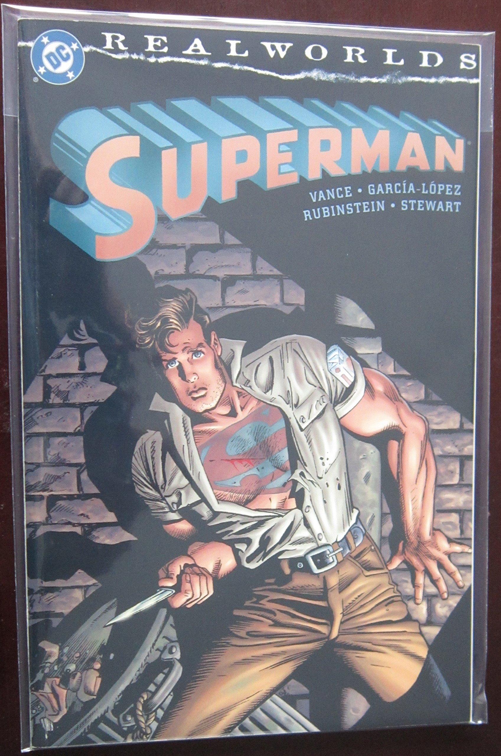 Download Realworlds Superman #1 PDF