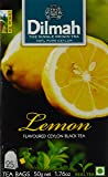 Dilmah Lemon Flavoured Tea , 50g