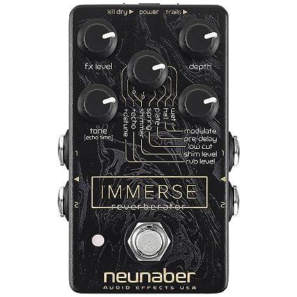Neunaber Immerse Reverberator · Pedal guitarra eléctrica
