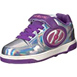 Light Pink Neon Pink Silver  SAVE £20 OFF RRP Heelys X2 Plus Lighted Shoes