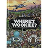 Star Wars Where's The Wookiee? 2 Look and Find Hardcover Book