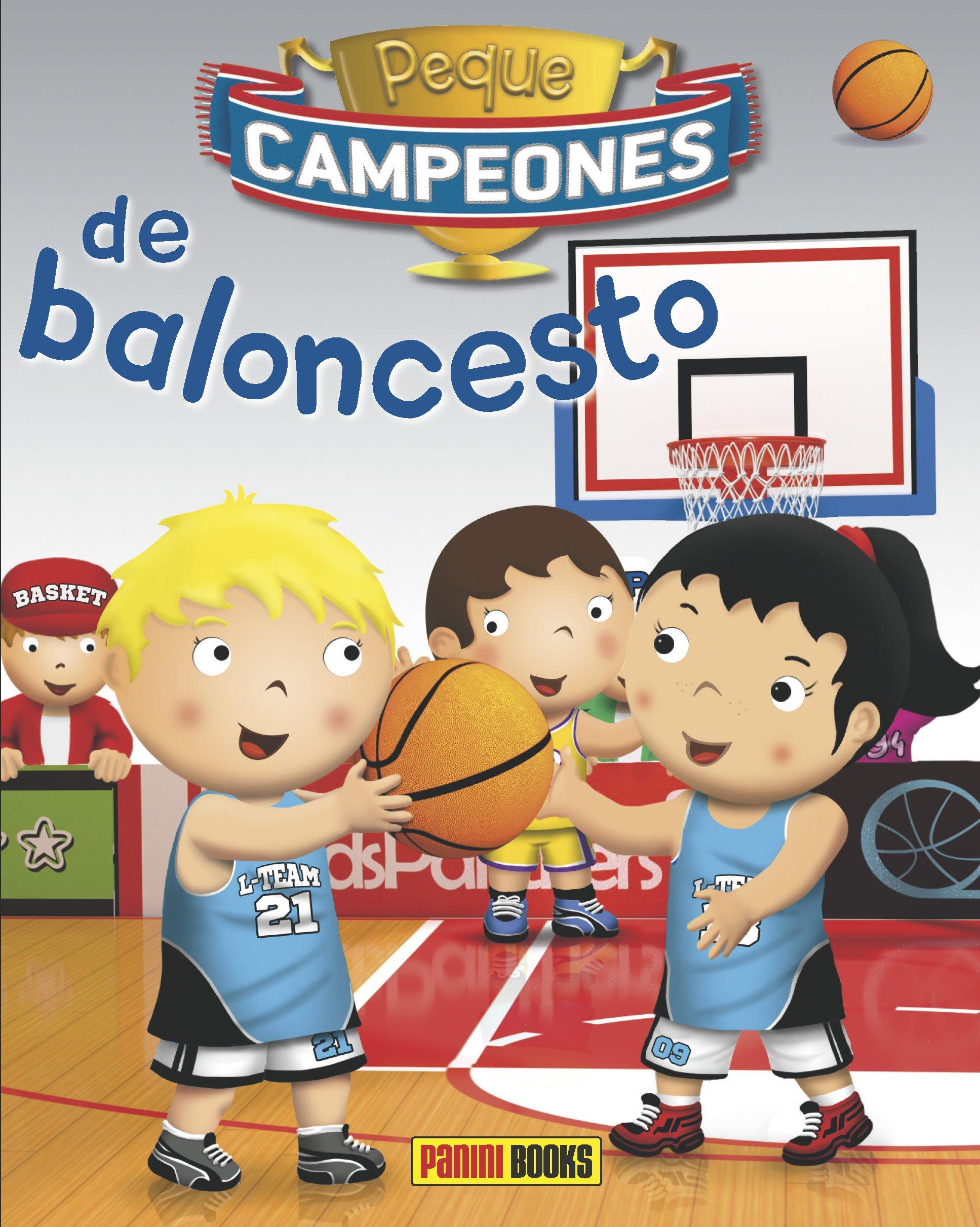 Peque campeones de baloncesto: Amazon.es: Vv.Aa.: Libros