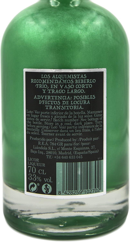 Fuego Valyrio Licor Verde - 700 ml: Amazon.es: Alimentación y bebidas