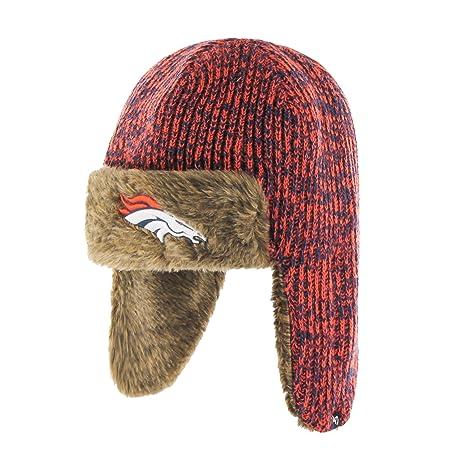 2a590a2a6 Amazon.com    47 NFL Denver Broncos Orca Sherpa Knit Beanie