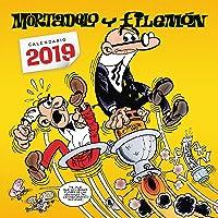 Calendario Mortadelo Y Filemón 2019 (Bruguera