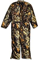 Burly Camo Waterproof Breathable Insulated Coverall