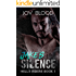Jake's Silence: Hell's Riders book one (Hell's Riders MC 1)