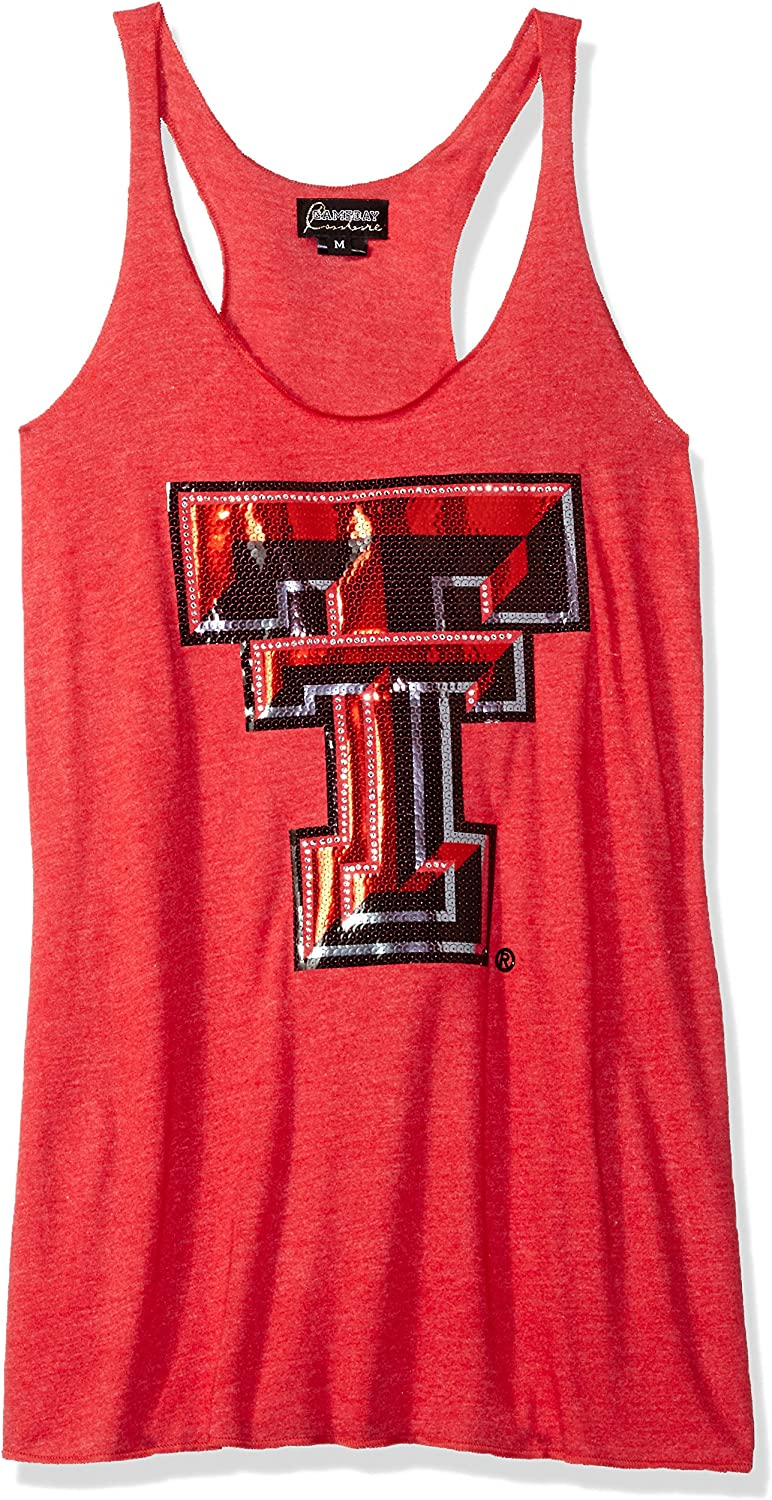 Gameday Couture NCAA Womens Racerback Tank