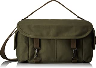 product image for Domke F-2 original shoulder bag 700-02D (Olive) for Canon, Nikon, Sony, Leica, Fujifilm & Olympus DSLR or Mirrorless Cameras with Space for Multiple Lenses Up to 300mm and Accessories