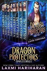 Dragon Protectors Boxed Set: Dragon Shifter Vampire Fated Mates Romance Kindle Edition