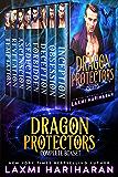 Dragon Protectors Boxed Set: Dragon Shifter Vampire Fated Mates Romance (English Edition)