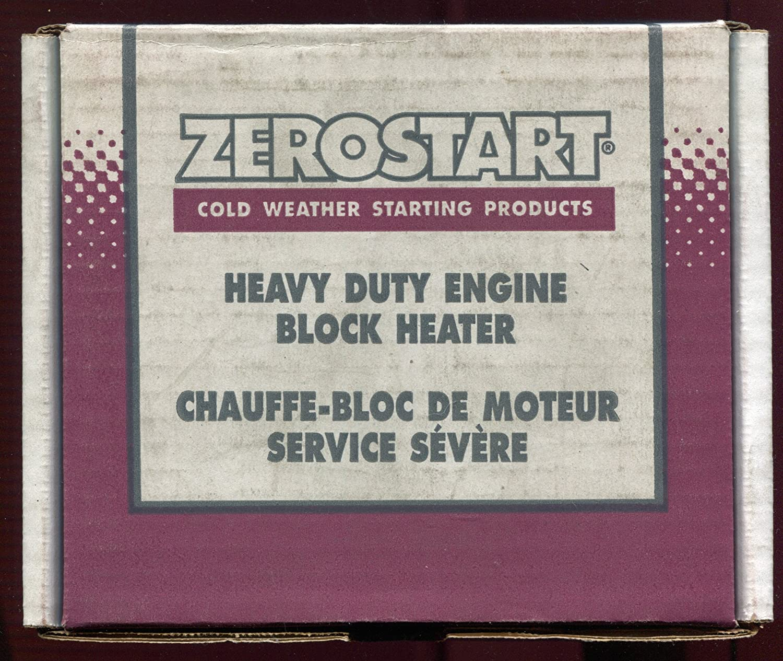 Zerostart 860-2816 Engine Block Heater