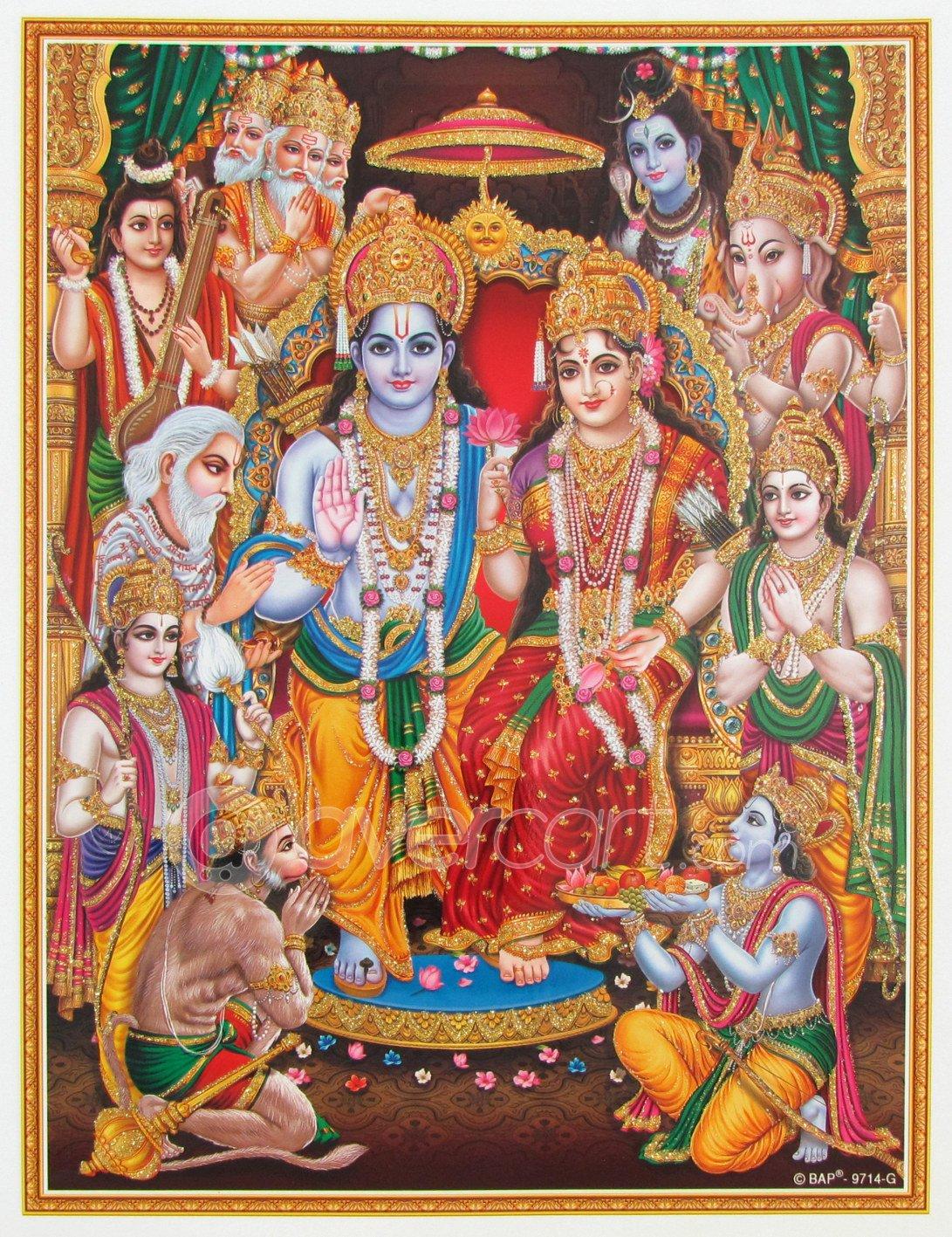 Good Wallpaper Lord Ram Darbar - 91FBeLsLIHL  Best Photo Reference_47585.jpg