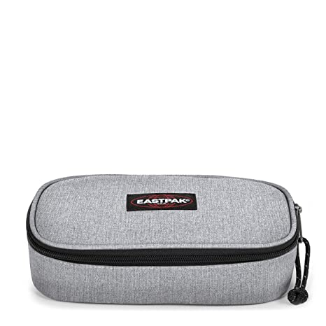 Amazon.com | Eastpak Oval XL Single Pencil Case, 22 cm, Grey ...