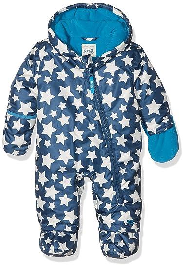 78aef5482 Kite Unisex Baby Nimbus Snowsuit Snowsuit, Blue (Navy), 3-6 M (Manufacturer  Size: 68): Amazon.co.uk: Clothing