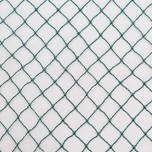 Vielseitiges Teichnetz 15m x 12m gr/ün 17mm x 17mm Masche I Aquagart Laubschutznetz Teich Abdecknetz Vogelschutznetz Gartennetz Baumnetz Reiherschutz Beet-Netz Laubnetz Silonetz Schutznetz Teichabdeckungetz Silonetz Laubschutznetz