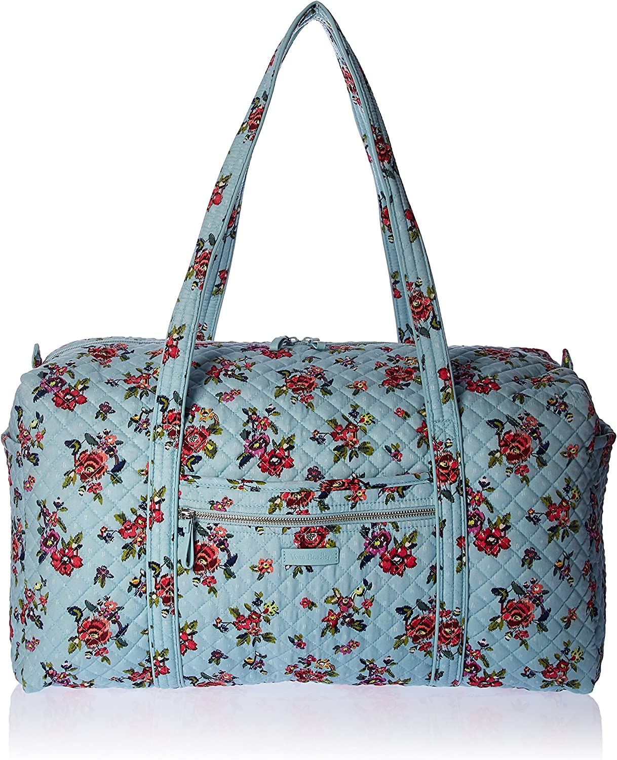 Vera Bradley Women s Signature Cotton Large Duffel Travel Bag