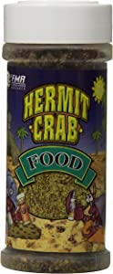Florida Marine Research Sfm00005 Hermit Crab Food, 4-Ounce
