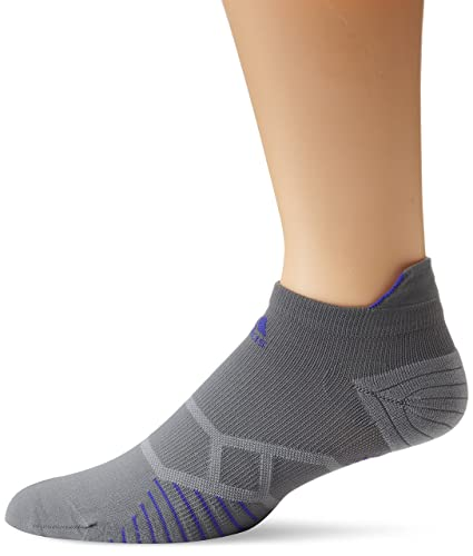 17d5e1d0fc63 Amazon.com   adidas Men s Energy Running Single No Show Socks ...
