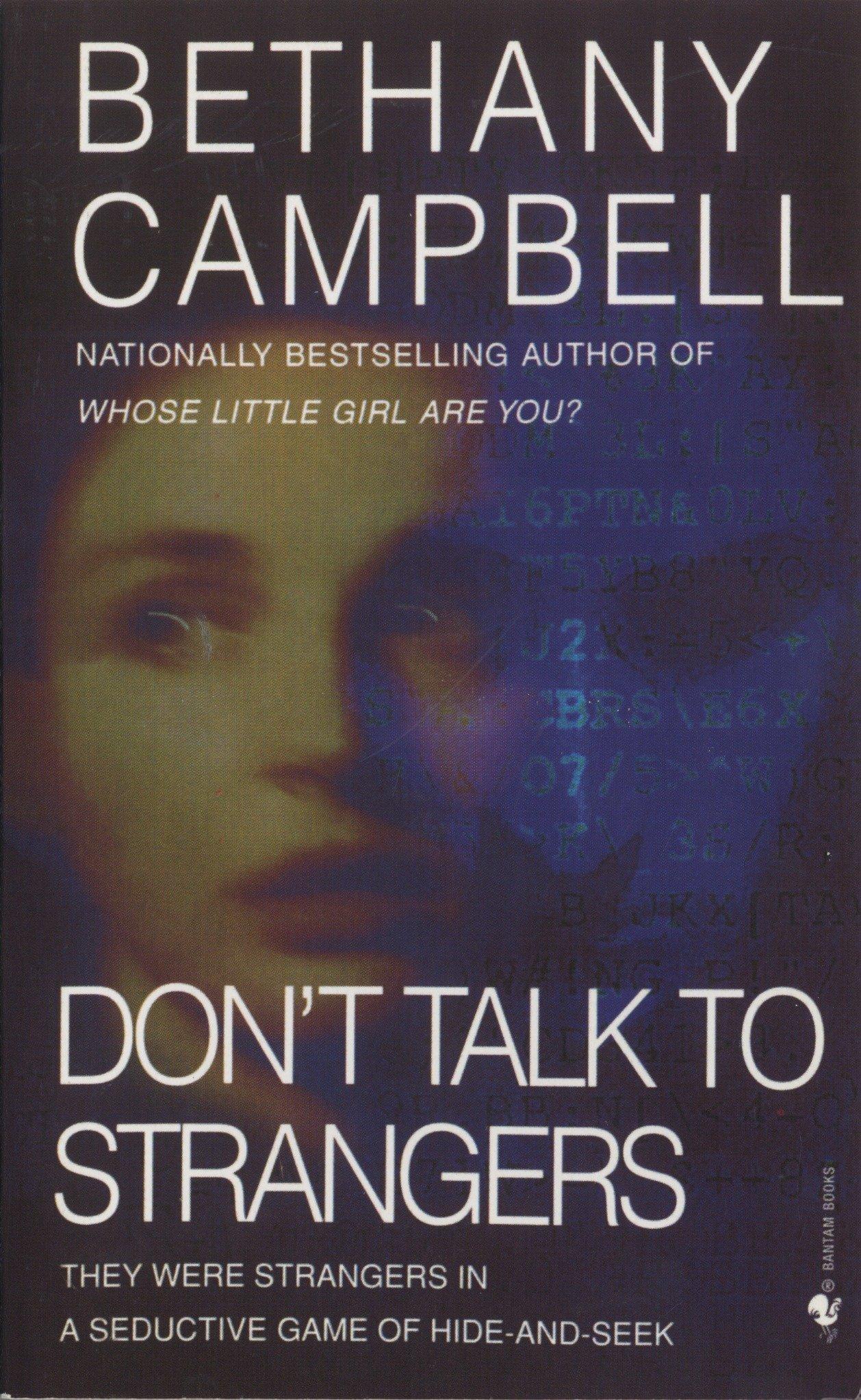 Don't Talk to Strangers: A Novel ePub fb2 ebook