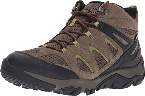 Outmost Mid Vent Waterproof Hiking Boot