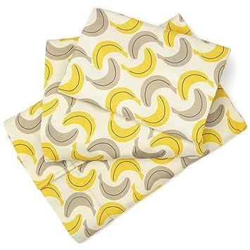 Amazon.com: Skip Hop Zoo bebé Hoja de ropa de cama (3 piezas ...
