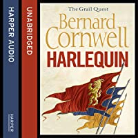 Harlequin: The Grail Quest, Book 1