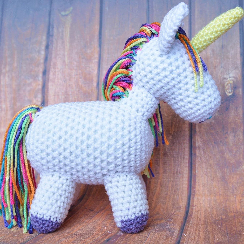10 inches Stuffed Unicorn Plush Toy