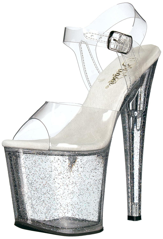 Pleaser Women s Taboo 708mg Platform Sandals B06XKS4JJT