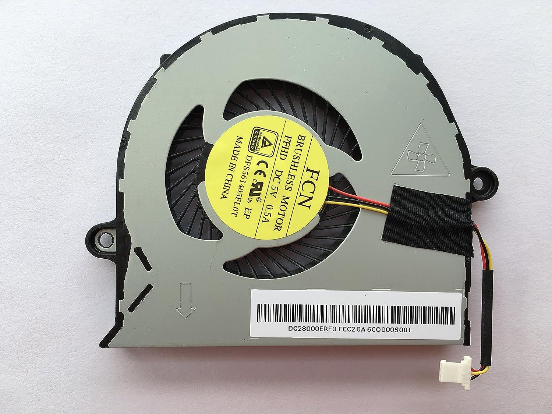 HK-part Replacement Fan for Acer Aspire E5-571 E5-571G E5-572 E5-573 E5-531 E5-471 E5-471G V3-572G series Cpu Cooling Fan 3-Pin 3-Wire