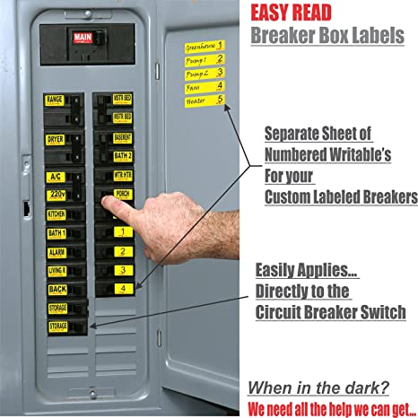 Circuit Breaker Box Reading Industrial Wiring Diagrams