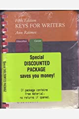 Keys for Writers Fifth Edition [Value-pack] Spiral-bound