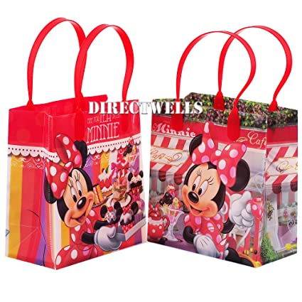Amazon.com: Disney Minnie Mouse Calidad Premium Party Favor ...