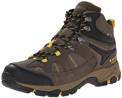 HiTec Mens Altitude Lite I Waterproof Hiking Boot Smokey BrownTaupe