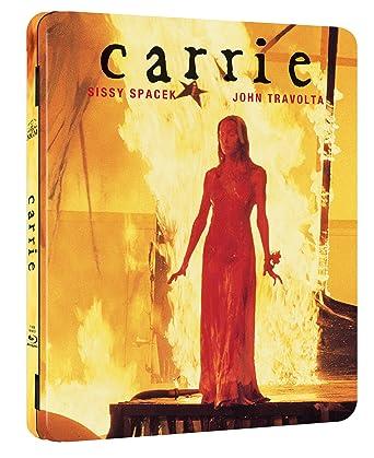 CARRIE [STEEL PACK EDITION] [Reino Unido] [Blu-ray]: Amazon.es: Cine y Series TV