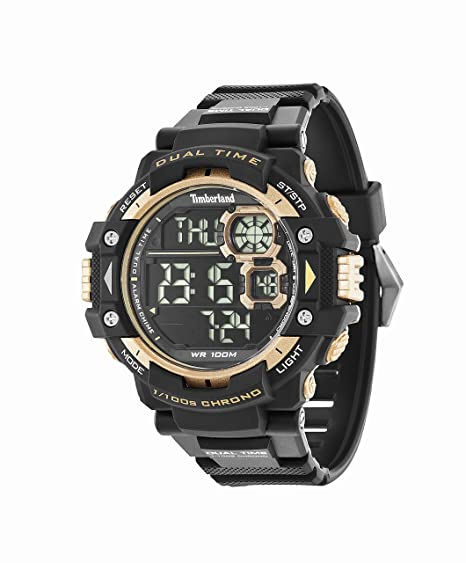 Timberland 14260JPB/02A - Reloj de pulsera hombre, color negro