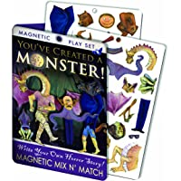 Unemployed Philosophers Guild Create Your Own Monster Magnetic