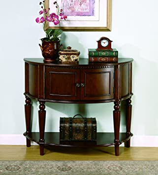 Amazoncom Coaster Storage Entry Way Console TableHall Table