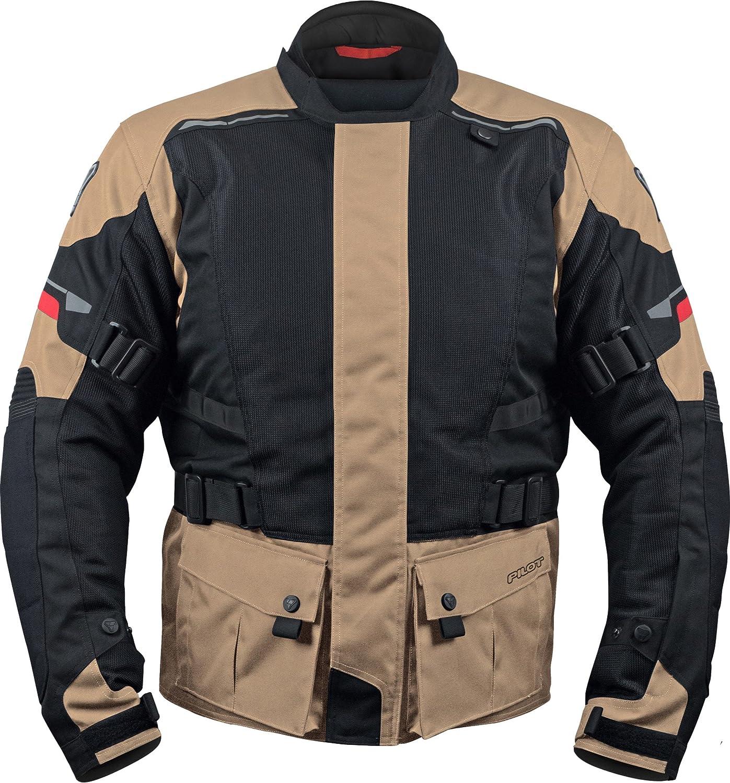 Pilot Motosport 2001110-01 Hi-Vis Small Elipsol Air Jacket