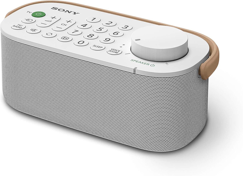 Sony SRSLSR200.CE7 - Altavoz de Mano para TV, Color Blanco: Amazon.es: Electrónica