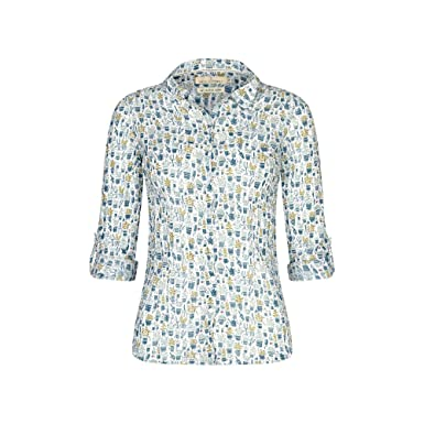 660ae7e4f3 Seasalt Larissa Shirt - Repotting Salt: Amazon.co.uk: Clothing